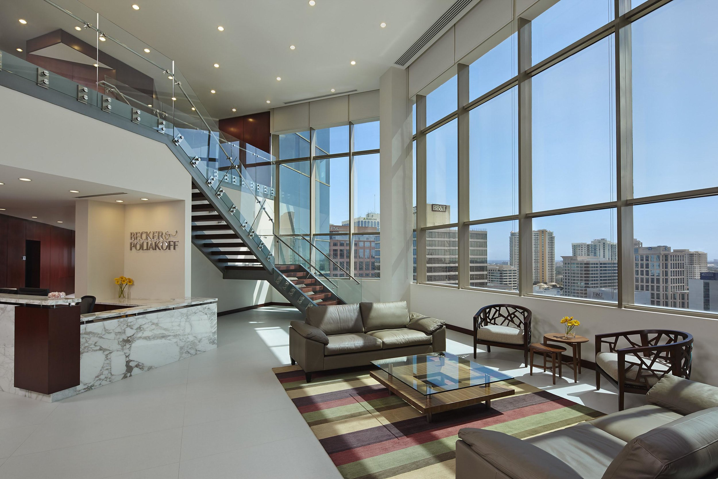 Commercial Interiors Dc Construction Associates Inc