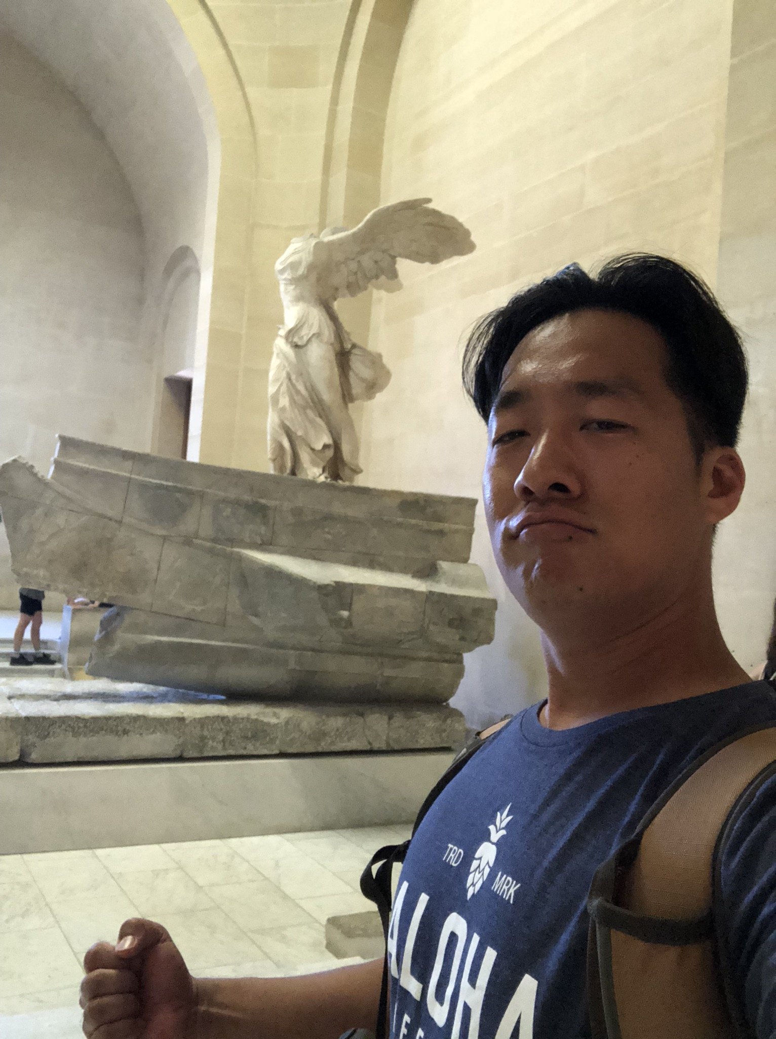 Winged Victory!