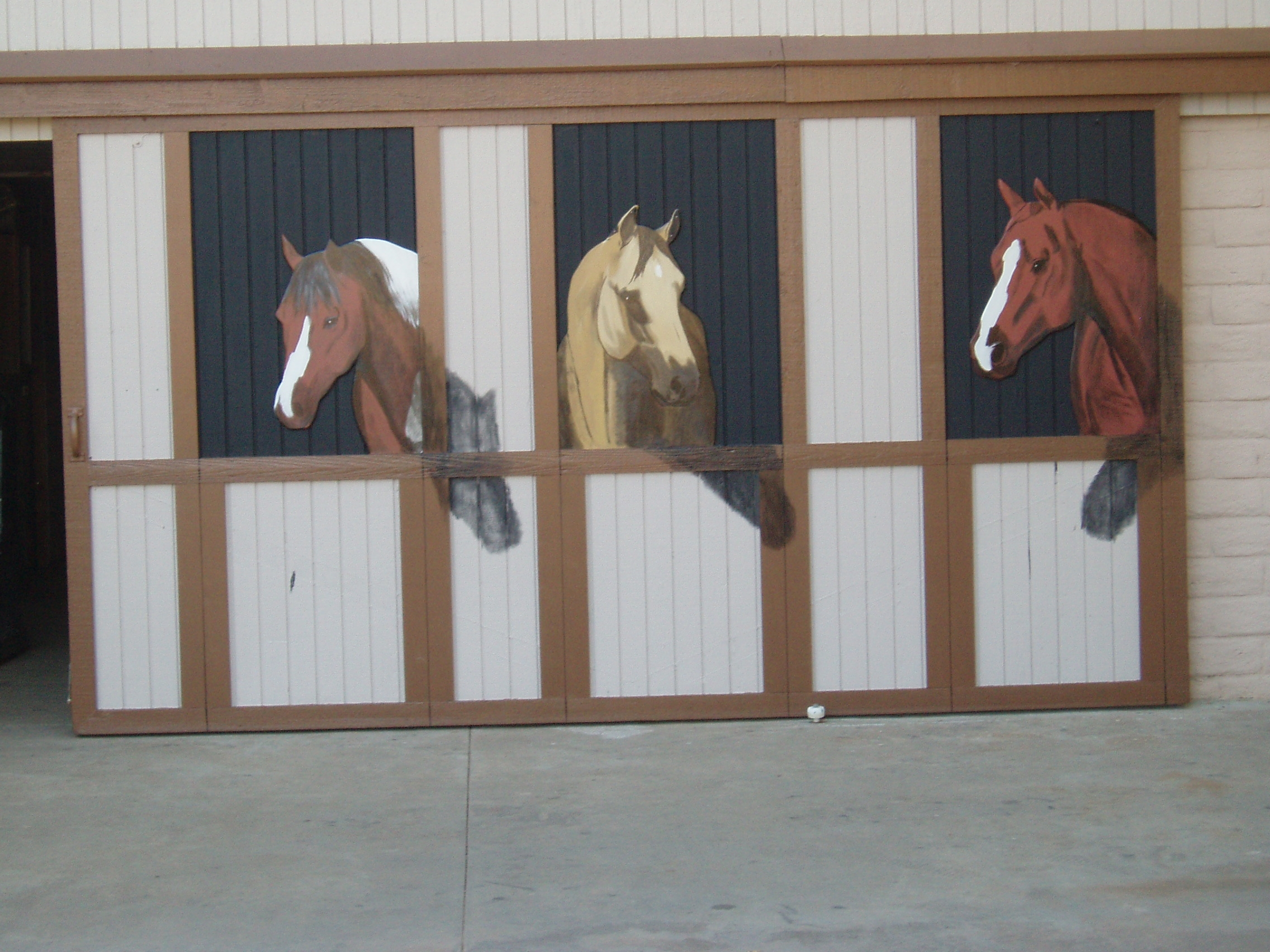 Western Mural and Facade Savvy Stables California 3.JPG