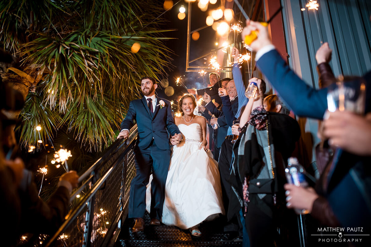 Wedding at The Revelry in the Warehouse District 📸 by Matthew Pautz