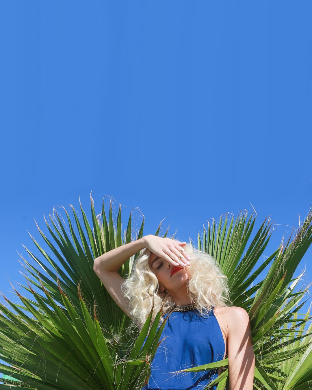 BLUE — Twelve Month Aura