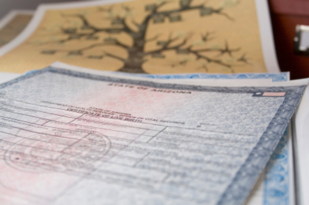Insurance, Birth Certificates and Paperwork!