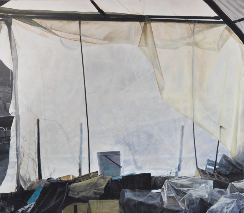 the space of the lack, 2014