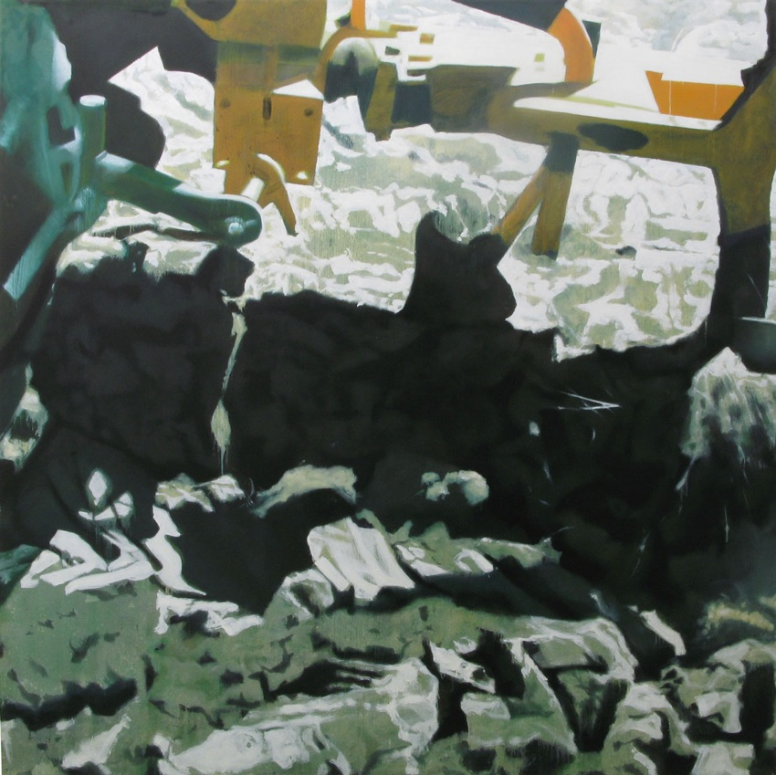plowing, 2007