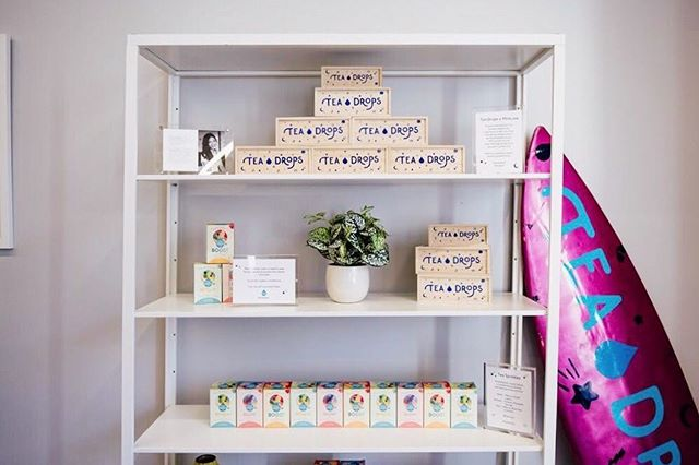Got a cool Tea Drops display in your retail store? Tag us in your pictures and we'll feature you on our Instagram story! #teadrops