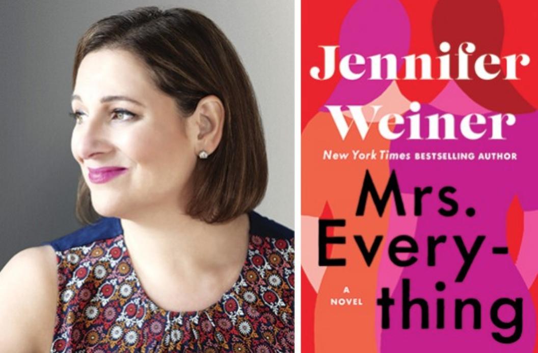 Interview with Jennifer Weiner - By Olivia Weiner