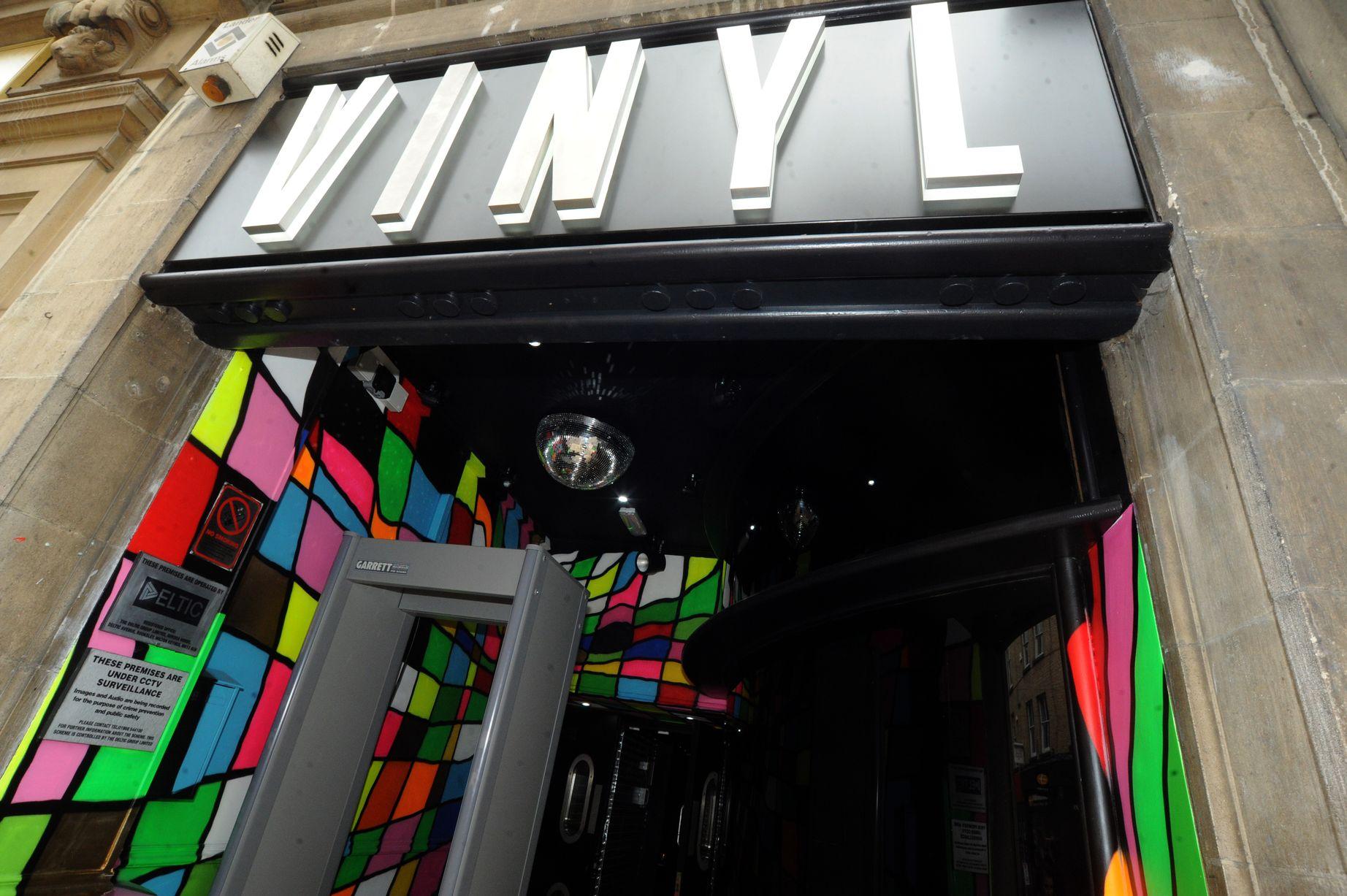 The new Vinyl retro-themed nightclub in central Cambridge