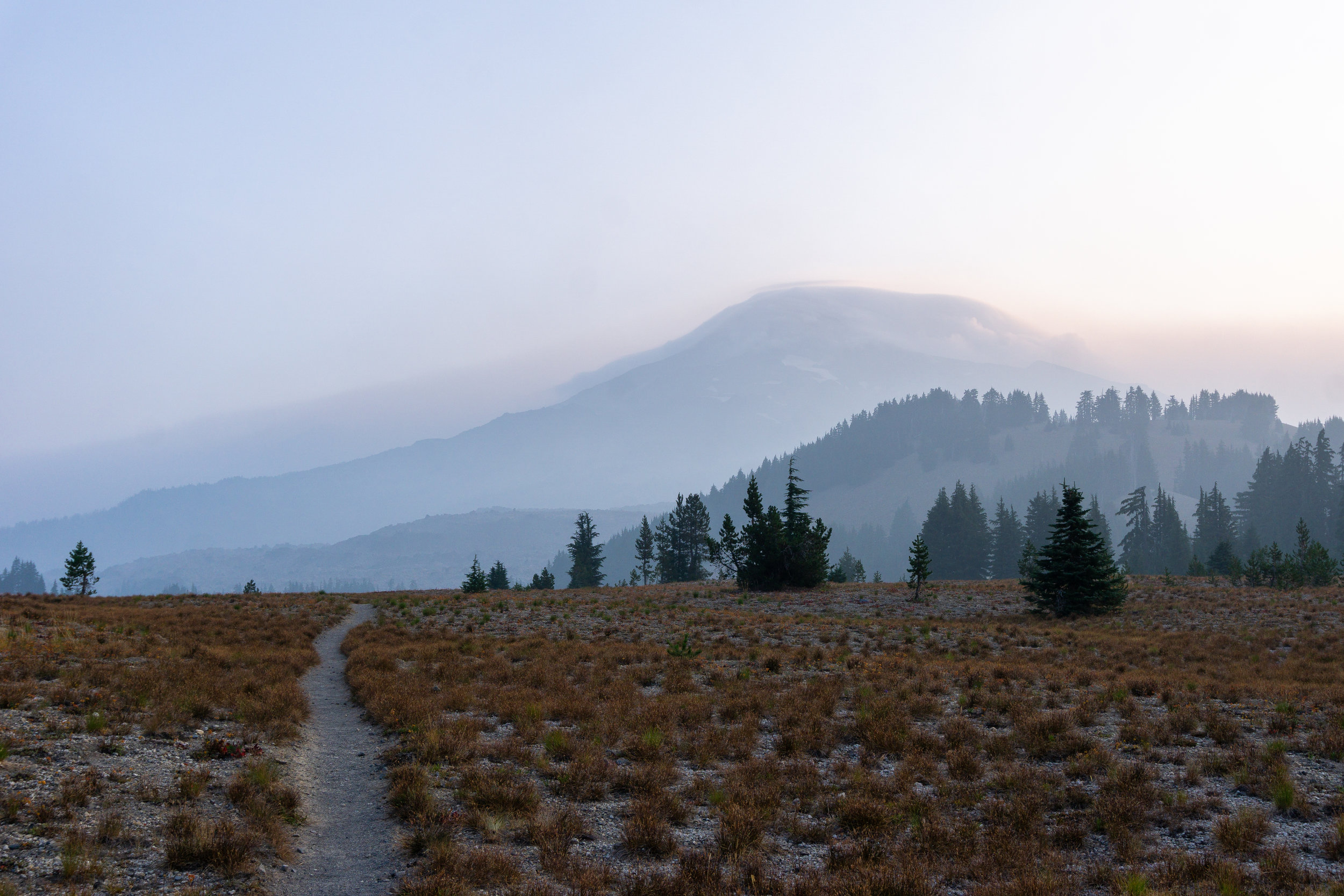 Pacific Crest Trail - Northern California & Oregon