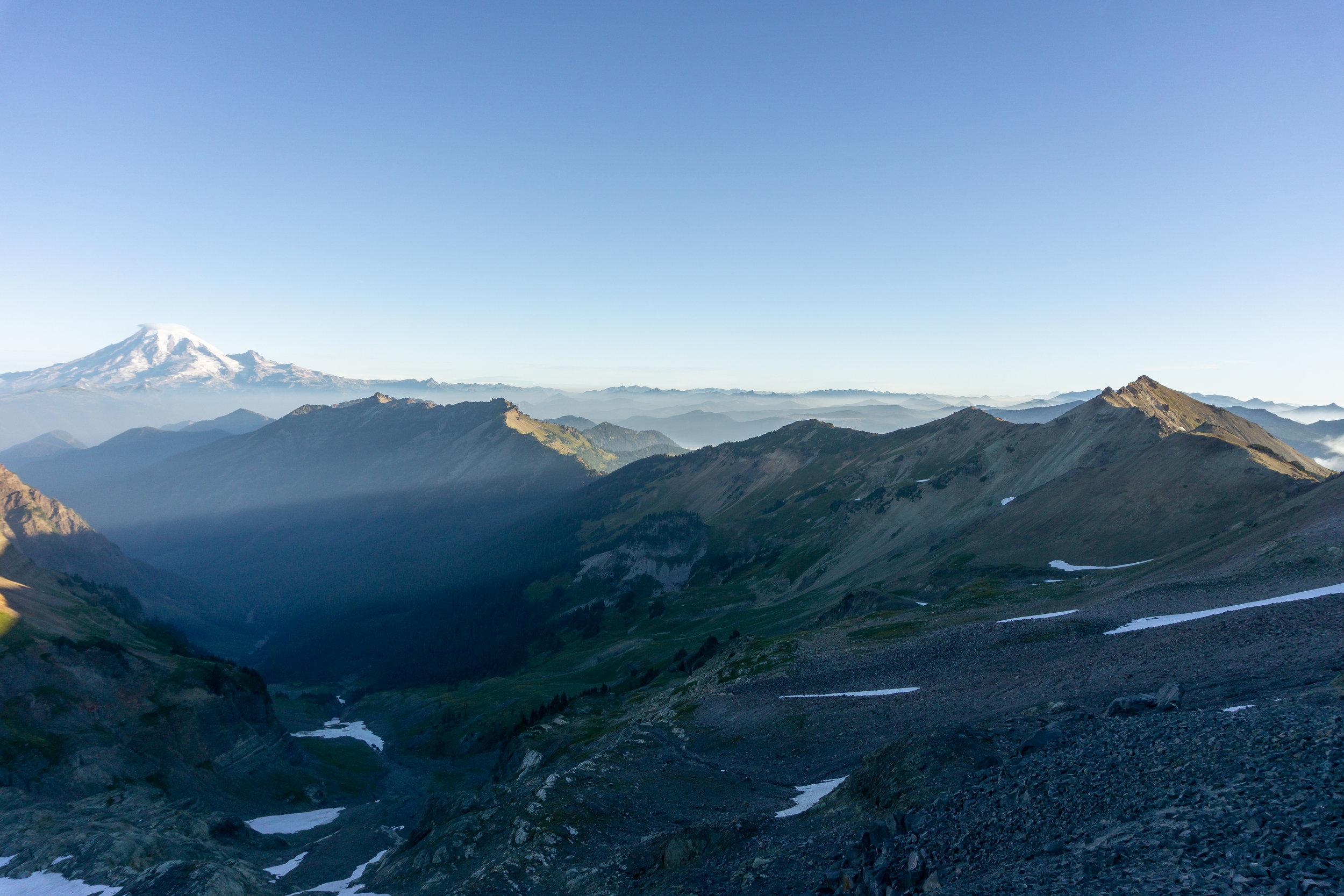 pacific crest trail - Washington