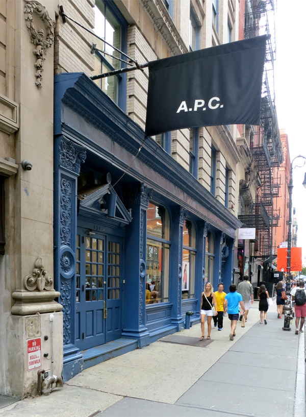 APC Retail Showroom Furniture