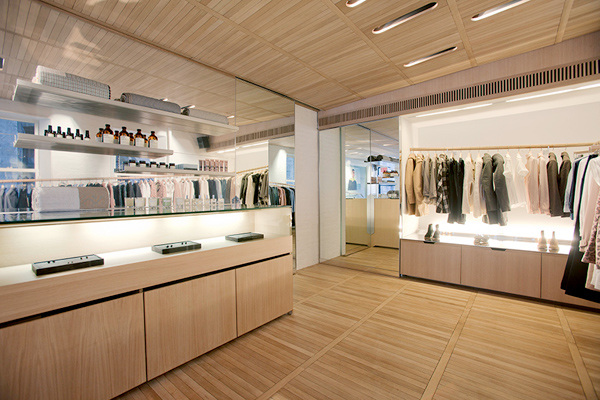 APS SoHo Retail Showroom