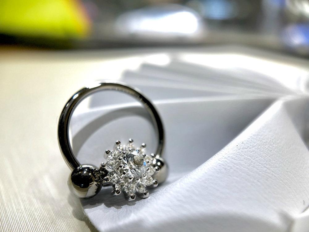 White Gold — Advent Fine Jewelry & Body Piercing