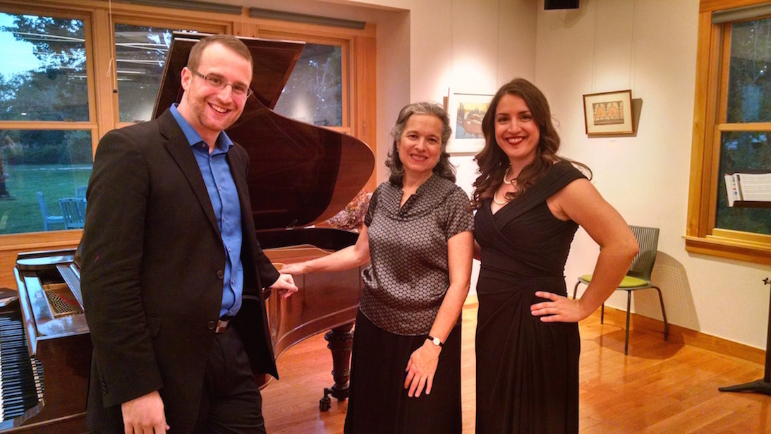 Music Street on martha's Vineyard - October 20, 2019 at 3:00 PMBethany Worrell, sopranoVincent Turregano, baritoneDiane Katzenberg Braun, pianoWest Tisbury Library Concert SeriesWest Tisbury, Martha's Vineyard, MA