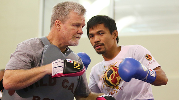 Freddie Roach - Manny Pacquiao's Trainer -  View More Photos