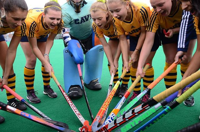 Cavs take over the island - This weekend the Sr. Field Hockey team plays in Bridgeman Cup tournament. On Friday they won both of their games.  Scores:  1-0 Mount Doug ,  3-0 Charles Best