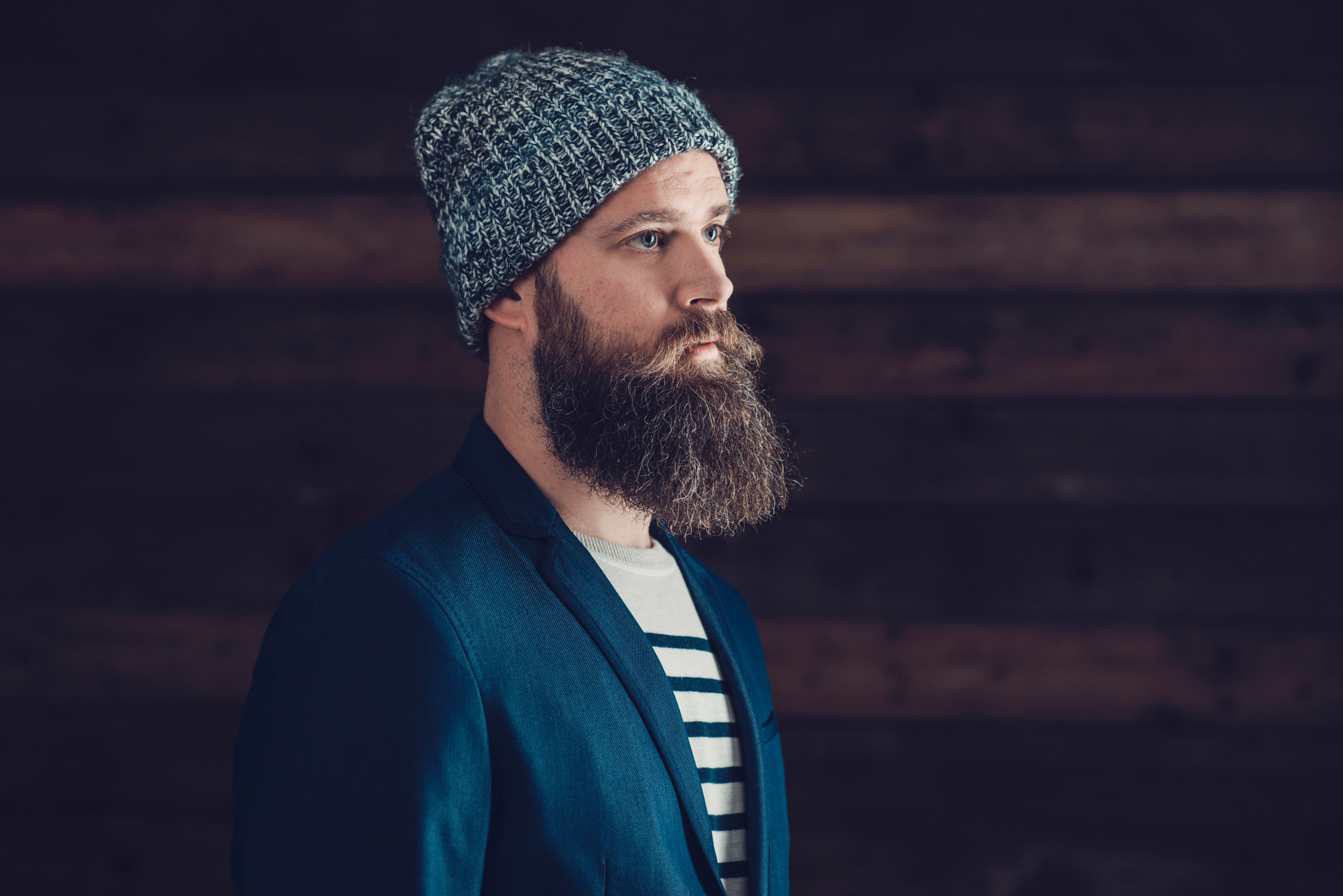 preparing beard for winter