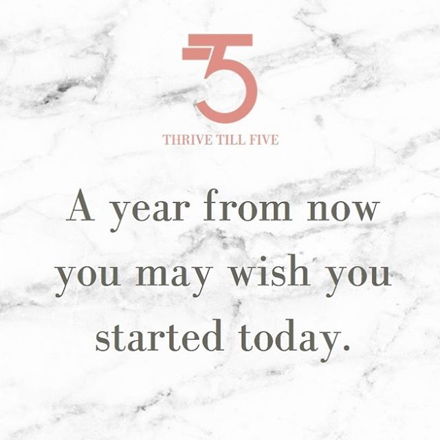 How many of us want to make a change but keep pushing it off? 🙋🏼‍♀️ How many of us have dreams but need to get the ball rolling? 🙋🏼‍♀️ Well we have some news for you... Today is the day!  Today is the day you send out your resume.  Today is the day you ask for a raise. Today is the day you start making those dreams a reality 💫  Tell us what today is for you! How are you changing the cycle?  #thrivetillfive #thrive #do #dreams #reality #makeachange #women #womenwhowork #strongwomen #justdoit #today #jewish #orthodox #work #change #brooklyn
