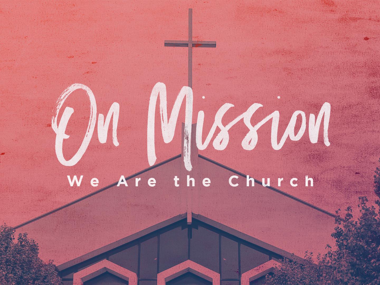 On Mission - Growth Essentials — Fellowship Baptist Church