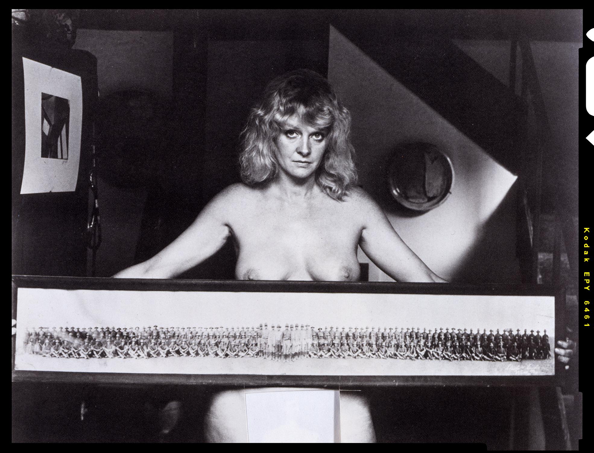 "Judy Dater, ""Cheri"" 1972/1982"