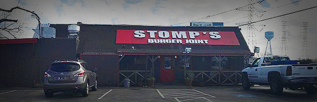 The STOMP'S, in Bacliff, Texas