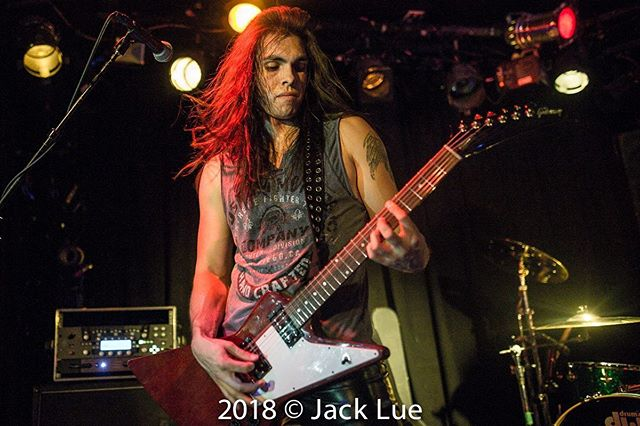 Throwback Thursday to playing at The Viper Room! ⚡️ Where do you want to see us next, and who should we play with? 👇 . 6.8 Los Angeles 6.14 Costa Mesa 6.29 Montclair . 📷: @jacklue #electrichound #electrichoundband #viperroom #jacklue #explorerguitar #gibson #highvoltage #sunsetstrio #classicrock #hardrock #rocknroll #powertrio #70s #80s #morecomingsoon