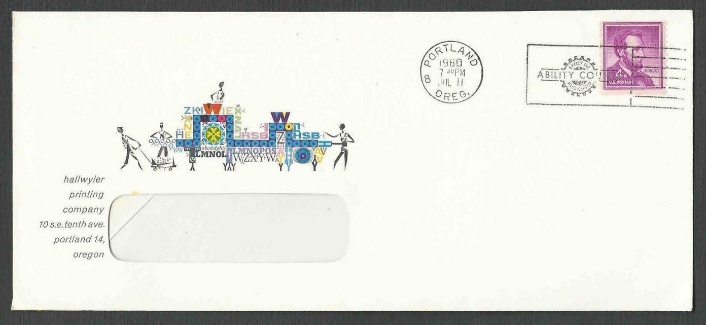 First Day of Issue Envelope -- 1960.jpg
