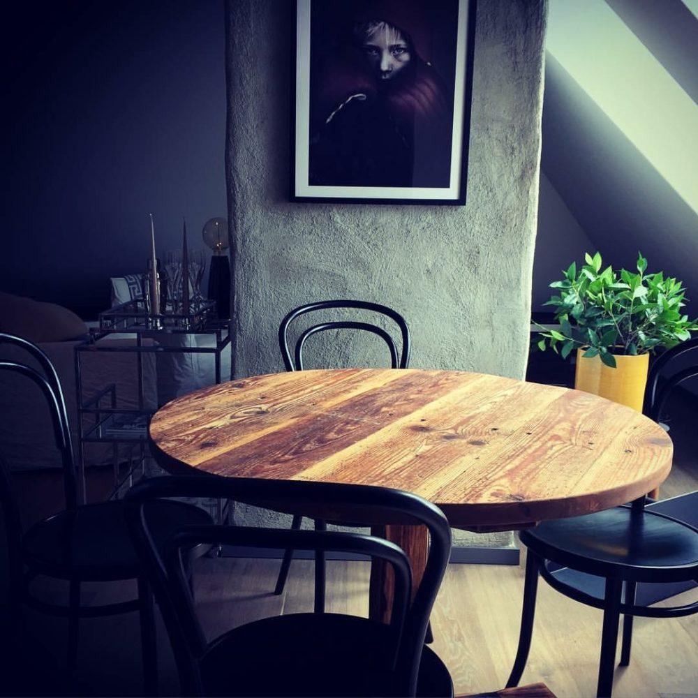 Måttanpassat matbord - Uppsala
