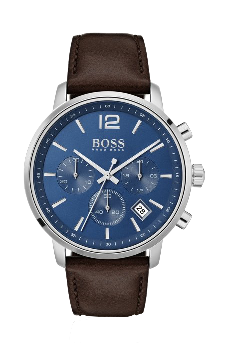 Hugo Boss - Timeless classics in both leather and metal. Hugo Boss is know for their amazing quality and beautiful designs.Starting price: 199,95