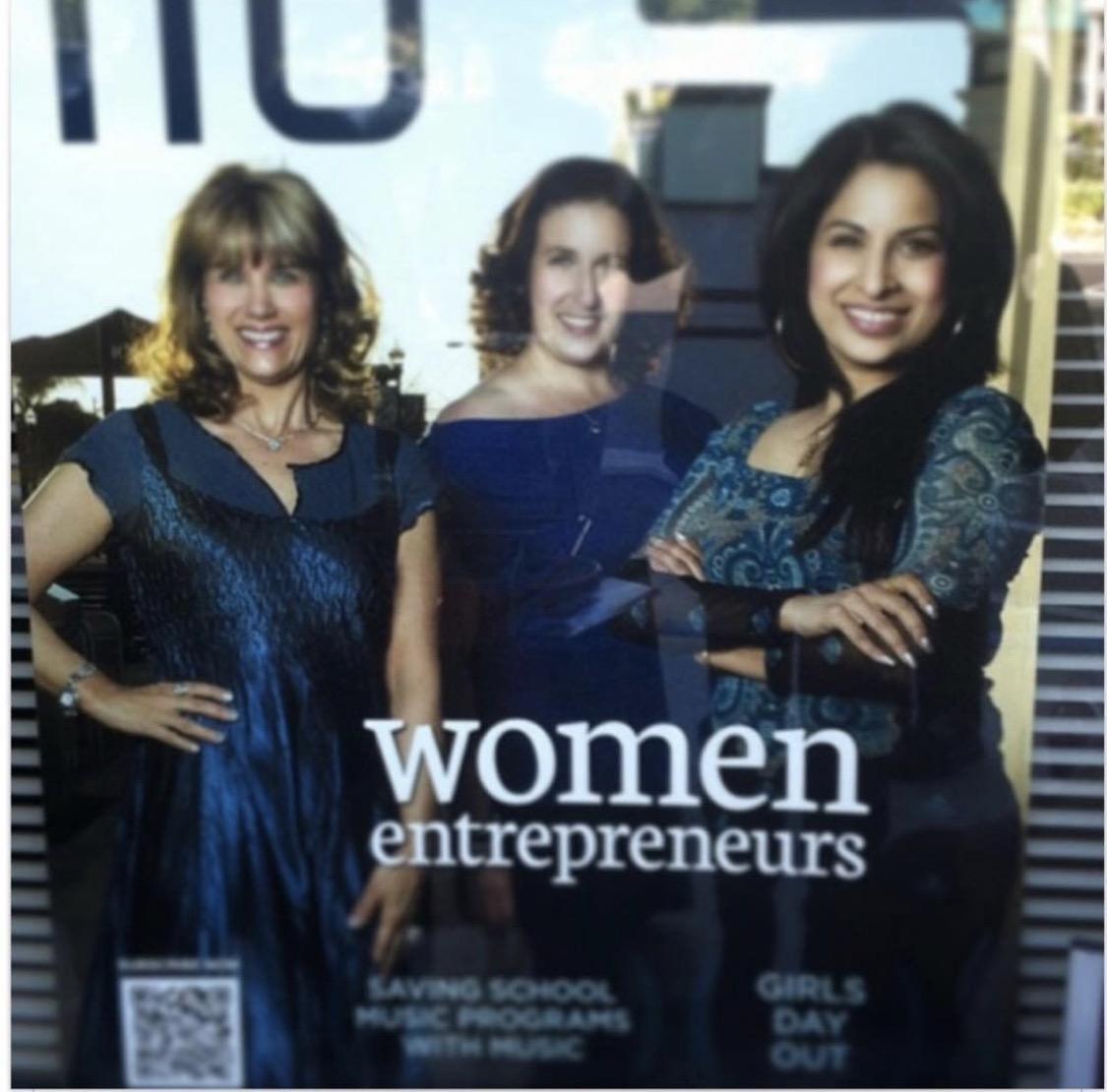 Women Entrepreneur of the year 2012