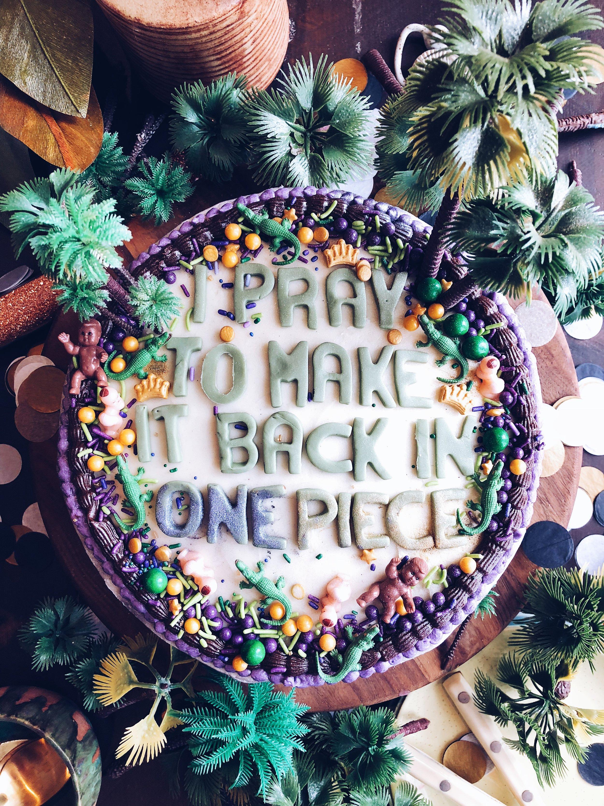 drake on cake i pray