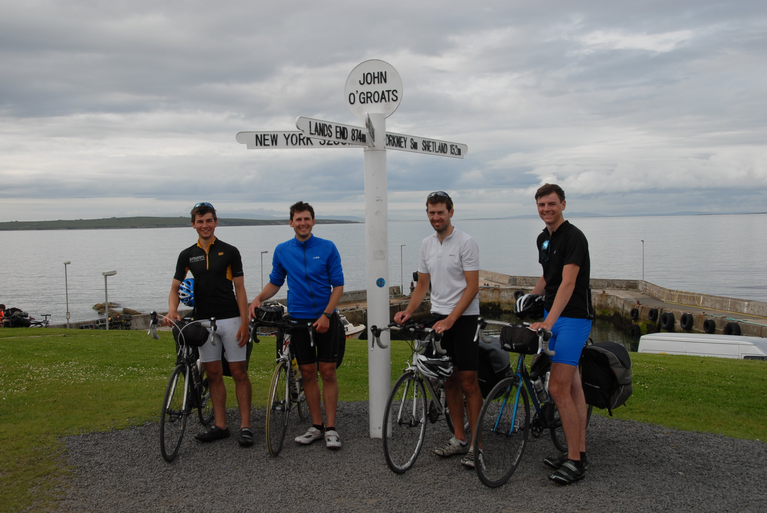 Land's End to John O'Groats, 2015