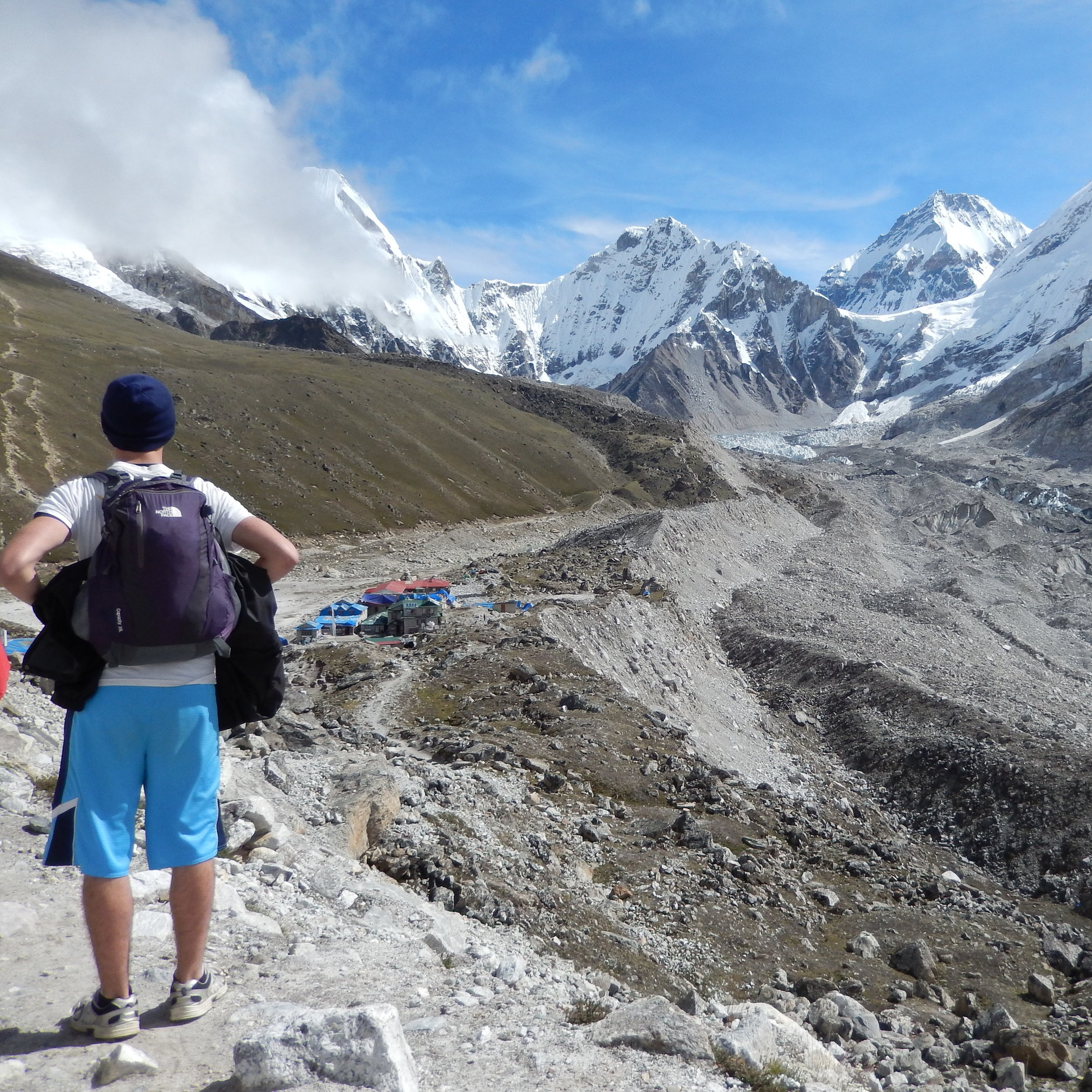 Everest Base Camp, September 2013