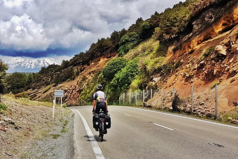 Mount Doom, High Desert Road