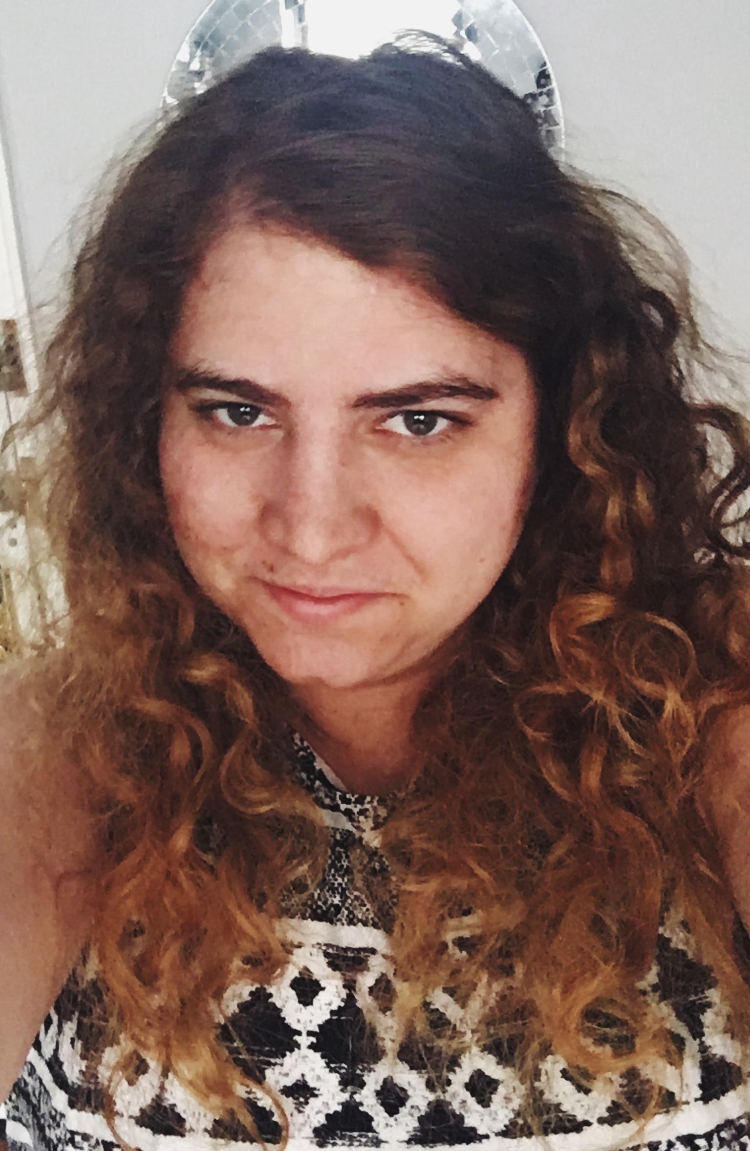 It me, the selfie queen