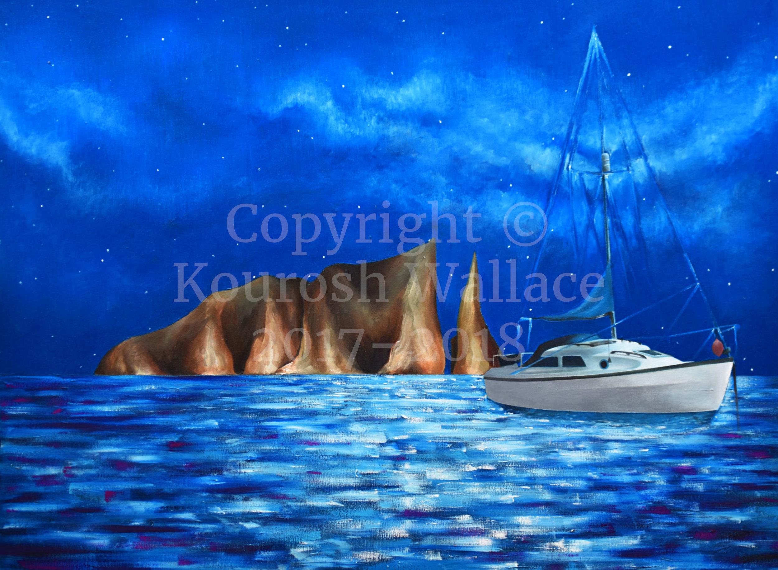 Mediterranean Twilight