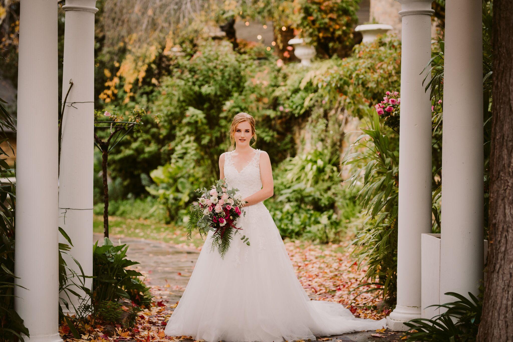 Audrey Austen Bridal Shoot