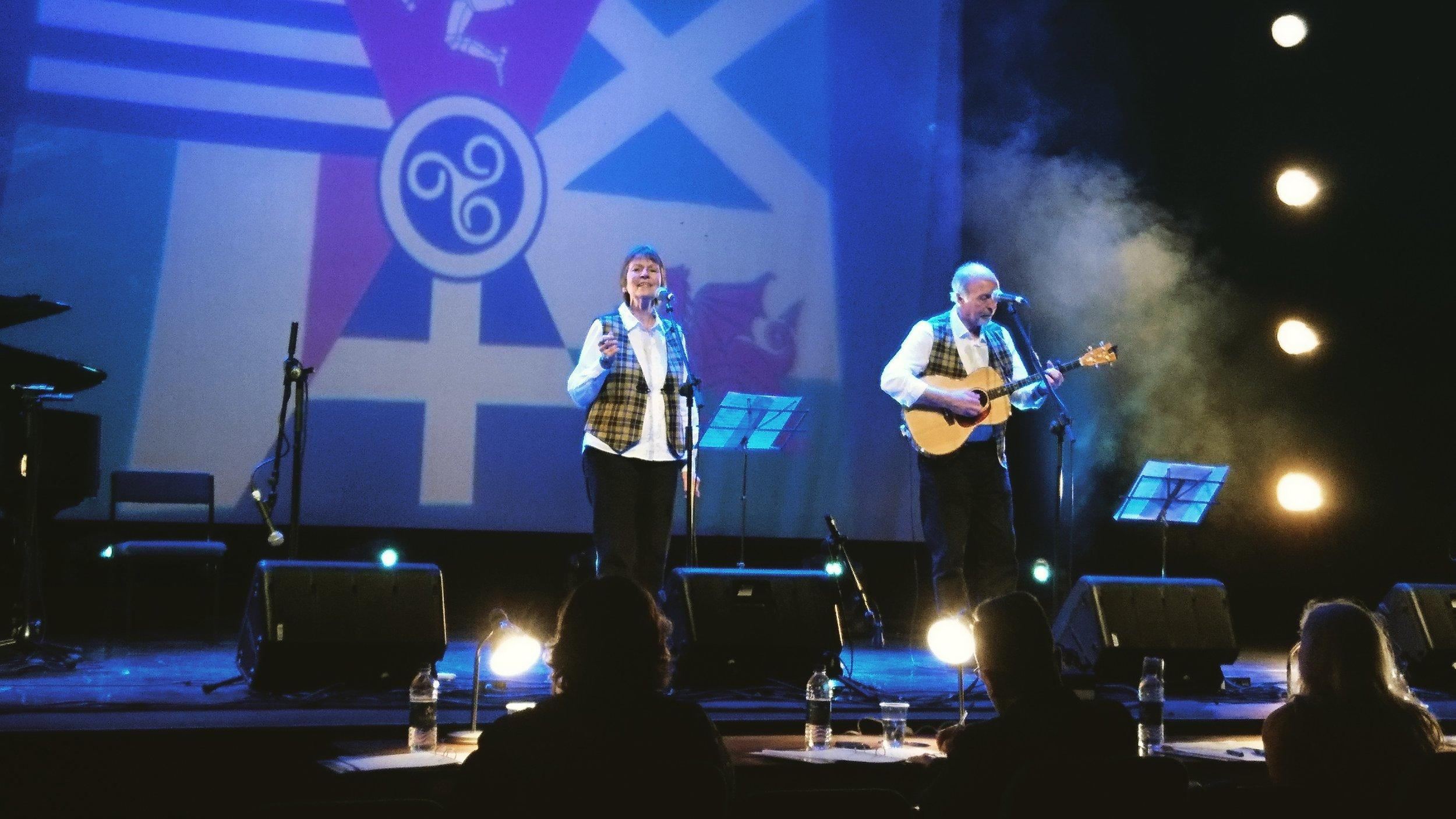 Tir ha Tavas - Deliah and Dave Brotherton