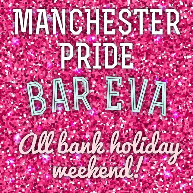 MANCHESTER PRIDE, WE'RE BACK! So excited to be back in this amazing city for Pride again this weekend. Come and find us from today every day, at @evavillagemcr for rainbow sparkles!  #pride🌈 #glitterdolls #glitterdollsuk #manchesterpride #rainbows #glitter #faceglitter #rainbowglitter #gaychristmas #happypride #pridemanchester #evamanchester #sparkles #proud #celebratelove #loveislove #proudtobe