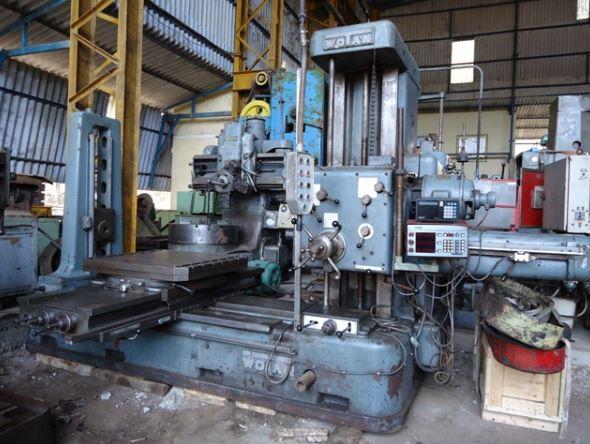Wotan B-85 Horizontal Boring Mill