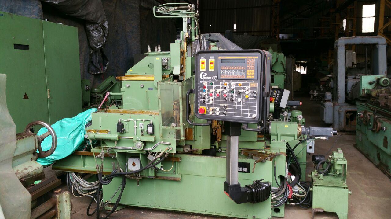 WMW MIKROSA SASL 3/1 AE Centerless Grinding Machine (Upgraded version of SASL 125/1A,1E)