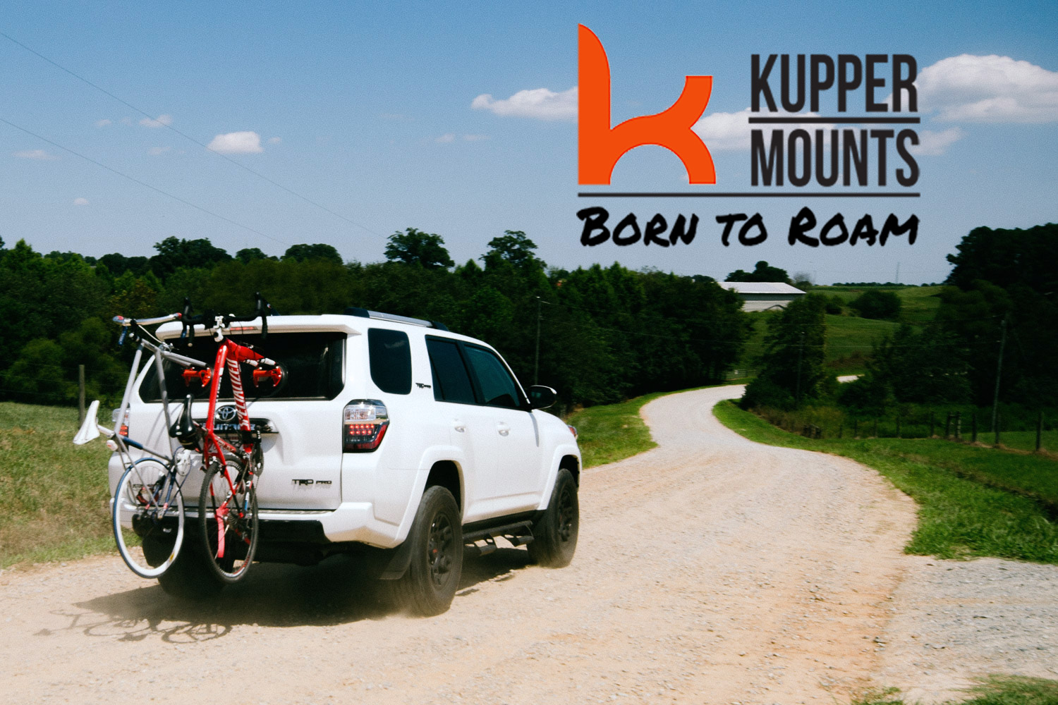 Kupper Brand on dirt road.jpg
