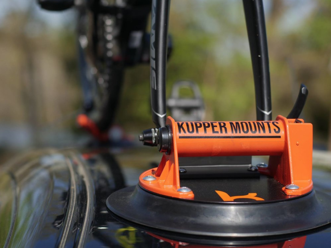 Kupper Mounts Bike Carrier Look Great Mounted to Any Car's Roof Top.png