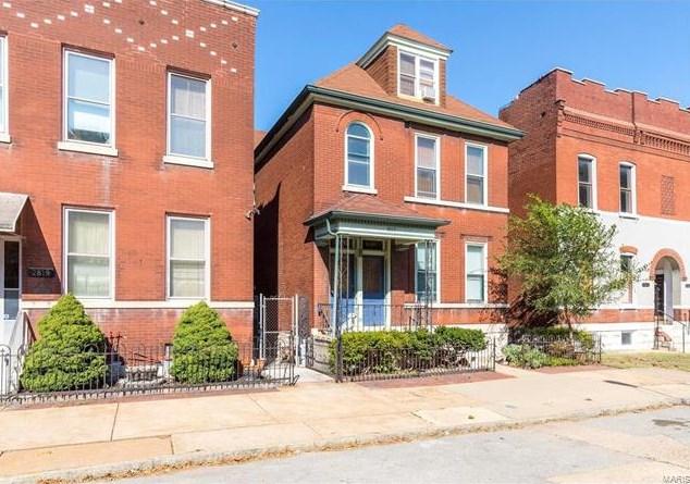 2817A Magnolia Avenue - St. Louis , MO 63118