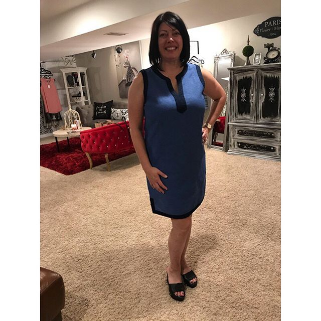 👈🏻👈🏻THANK ❤️ YOU @lakemom66 and @stephlocke97 for being SO DARN FABULOUS & for shopping @yourtwenty5thhour !  YOU 2 are simply GORGEOUS in your new summer 👗. @stephlocke97 :  It was such a pleasure to meet you and have you over! #twenty5thhavetohave  #savemeanhour #stephanielockeismynewclient #deborahleiendeckerismyclient @sophie_leiendecker