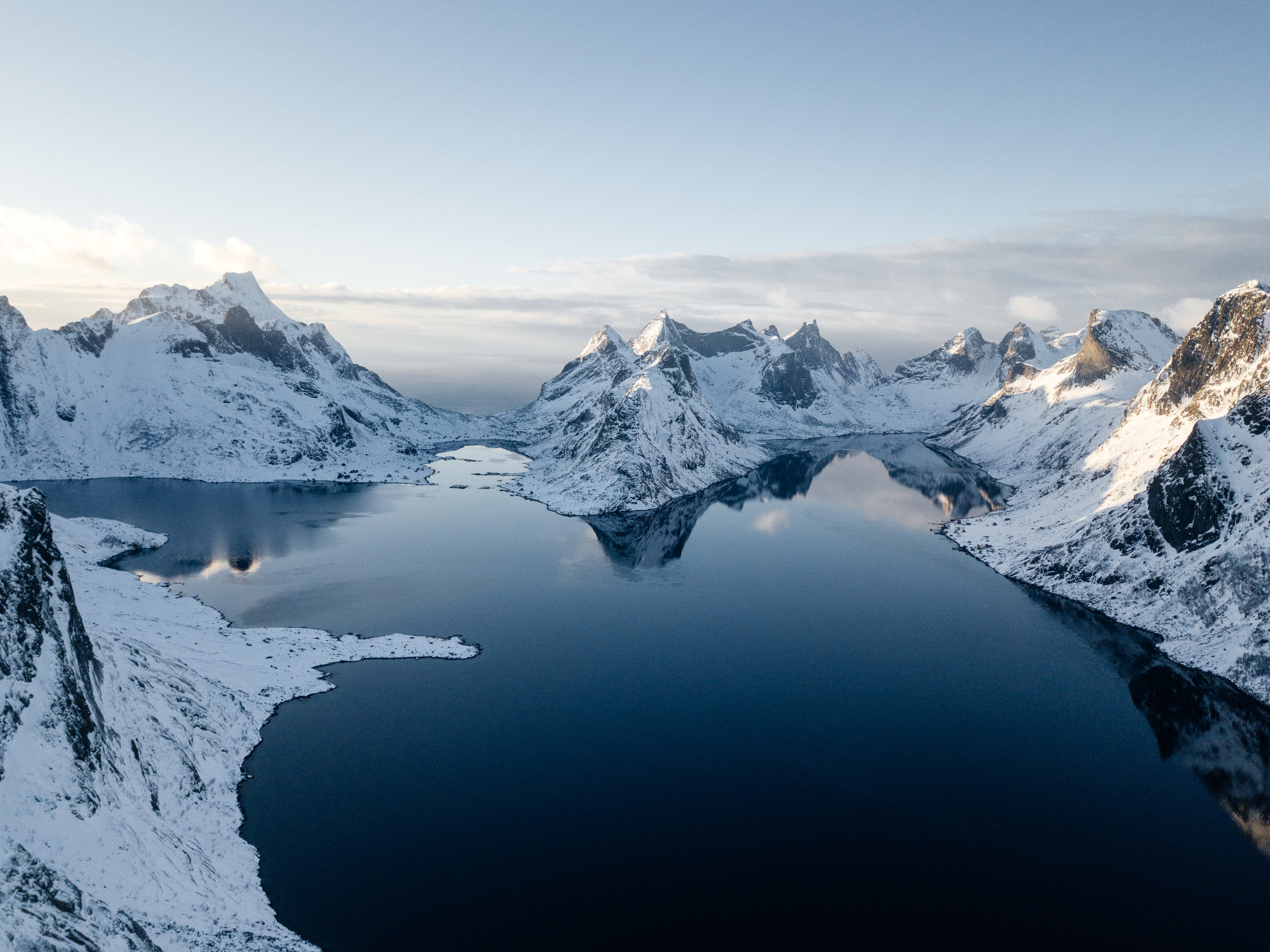 LOFOTEN WINTER WORKSHOP - From 15th to 22th March 2019