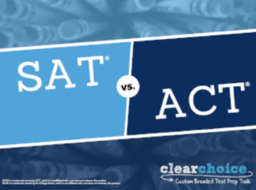 SAT vs ACT cover