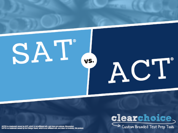 Download your copy of the  SAT vs. ACT Ebook