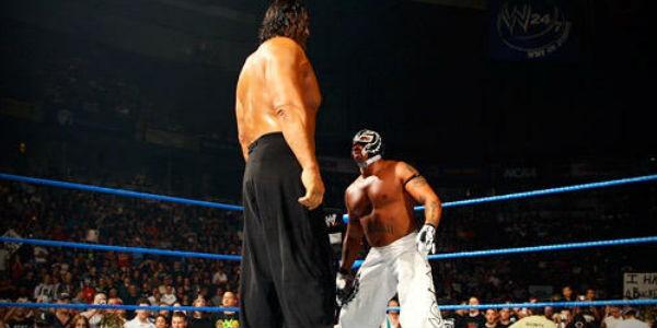 Rey vs Khali