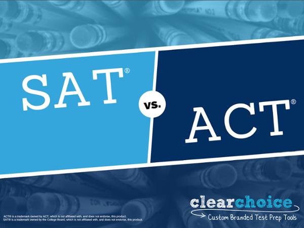 Free Ebook SAT vs ACT