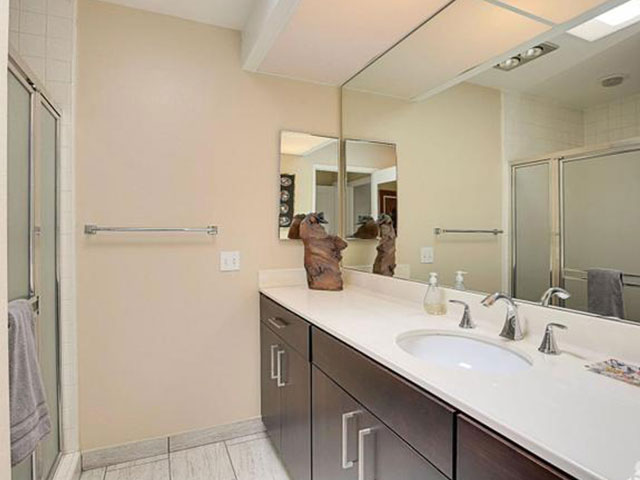 Interior design serving Coachella Valley and Greater Los Angeles. Bathroom renovations.
